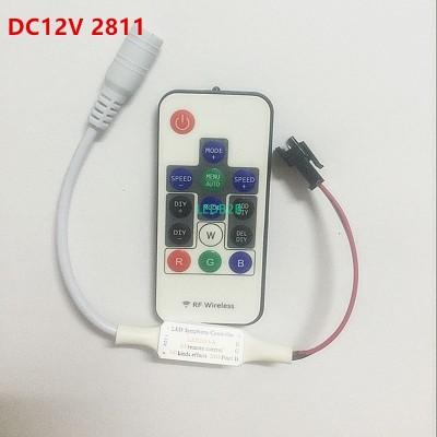 1pcs DC5V WS2812B or DC12V ws2811