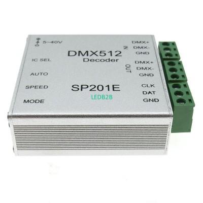 SP201E DMX512 Decoder Driver LED