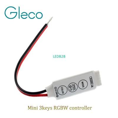 DC12-24V MINI LED RGBW controller