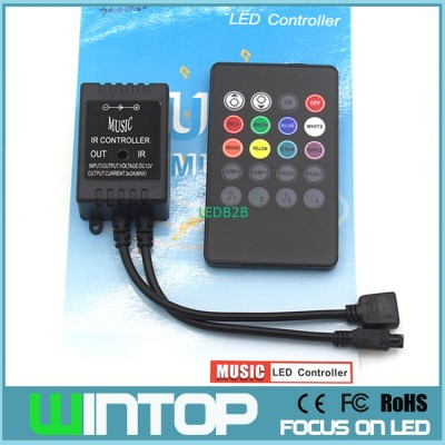 Responsive Music Controller Mini