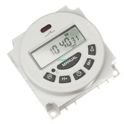 L701 AC 220V Digital LCD Power Ti