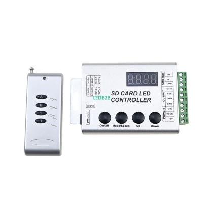 SD Card LED Controller Pixel Led