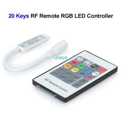 30pcs 12V 20 Keys Wireless RF Rem