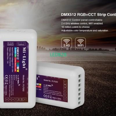 Mi Light FUTD02 DMX512 RGBWW/CW s