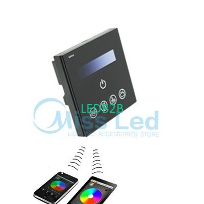 Touch Panel Dimmer TM113 controll