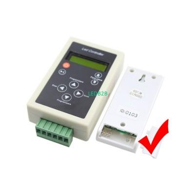 SPI color Led Controller 6 Key RF
