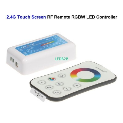 5pcs 12V 12A Touch Screen RGBW LE