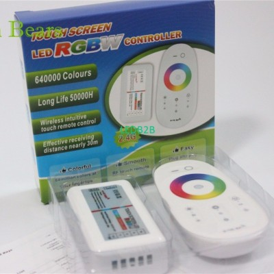 DC12-24A RGBW led controller 2.4G