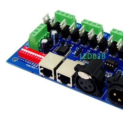 wholesale DC12-24V 12 channel eac
