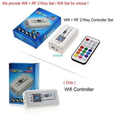 RGB WiFi Led Controller DC12-24V