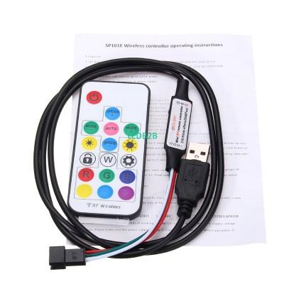 17 Keys Mini Remote Controller Fo