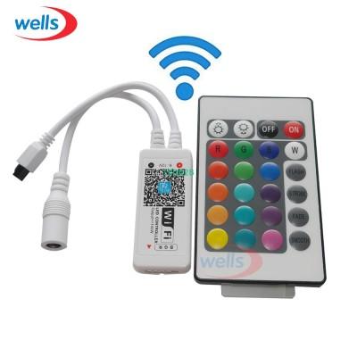1pcs RGB / RGBW wifi Controller w