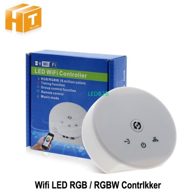 Led RGB Wifi Controller DC12-24V