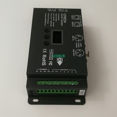 2017 LTECH LT-995-OLED LED DMX De