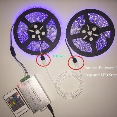 12V LED Connector 0.5m/1m/1.5m/2m