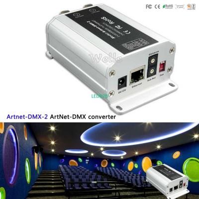 fast shipping Artnet-DMX-2;LTECH