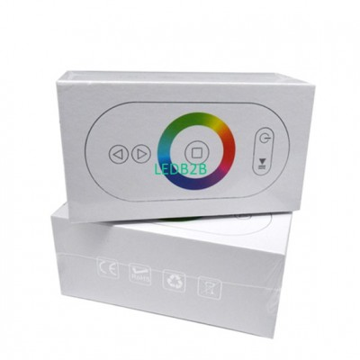 RF Remote Touch RGB Led Controlle