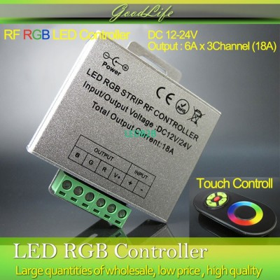 DC 12-24V Wireless LED Controller