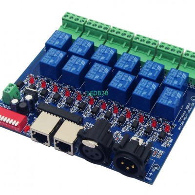 fast shipping DC12CH Relay switch