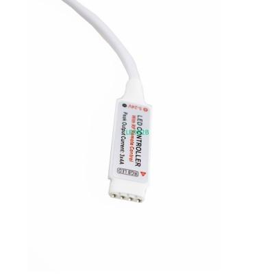 Mini Led RGB Remote Controller DC