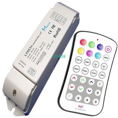 Led RGB Controller M4-5A CV Recei