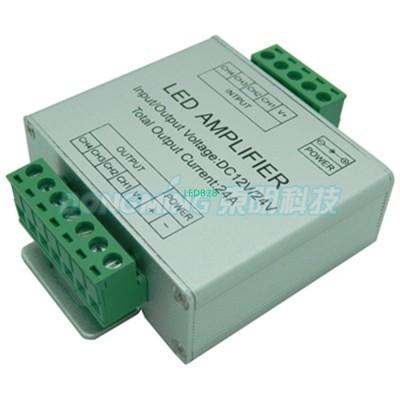 RGB Amplifier DC 5V 12V 24V LED A
