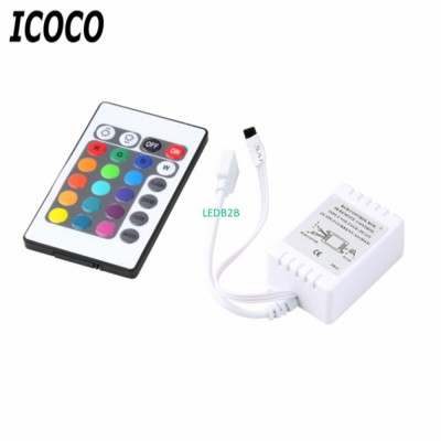 ICOCO 1 Set RGB 16 Colors 4 Diffe