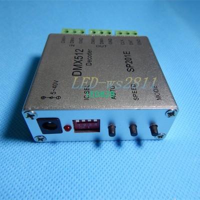 DC5V ~ 40V SP201E DMX512 decoder