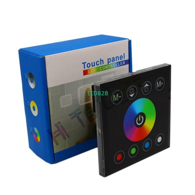 LED RGBW Touch Panel Full Color C