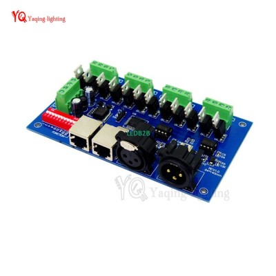 12CH DMX 512 Controller, decoder