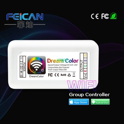 Mini RGBW Wifi LED Controller DC1