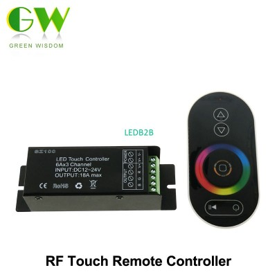 RF Wireless Touch LED Controller