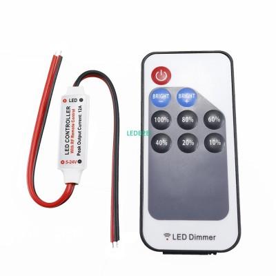 LED RF Controller Dimmer 12A 9 Ke
