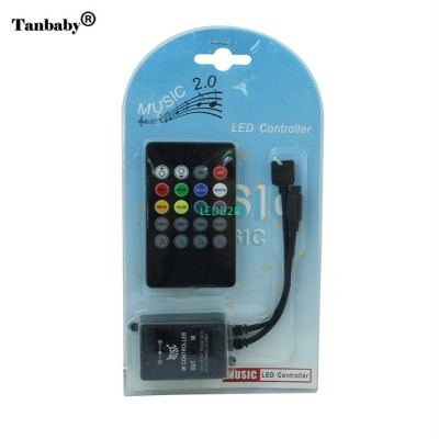 Tanbaby LED Music IR Controller 1