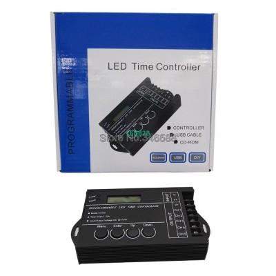 Time programable RGB LED Controll