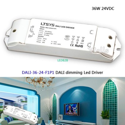 LTECH led power;DALI-36-24-F1P1;A