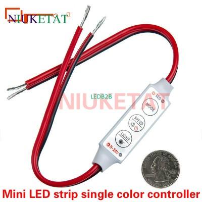 1pcs Dimmer LED Strip RGB Control