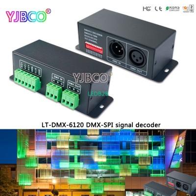LT-DMX-6120;DMX-SPI Decoder;DC5-2