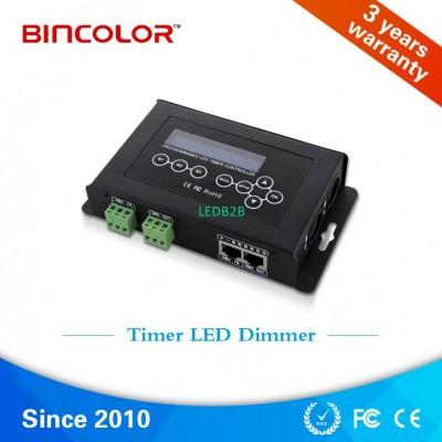 BC-322-DMX Timer dimmer DMX contr