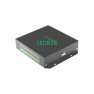 T-100K;LED pixel controller;on-li