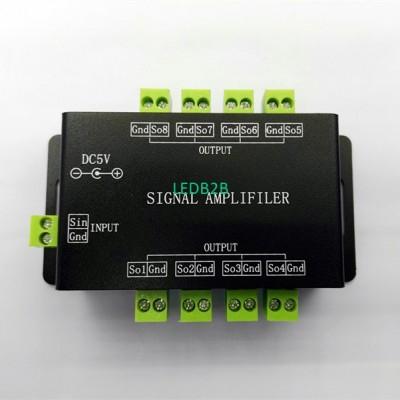DC5V-24V Signal Amplifier via SPI