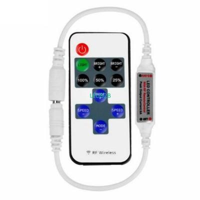 Mini RF Wireless Remote Led Dimme