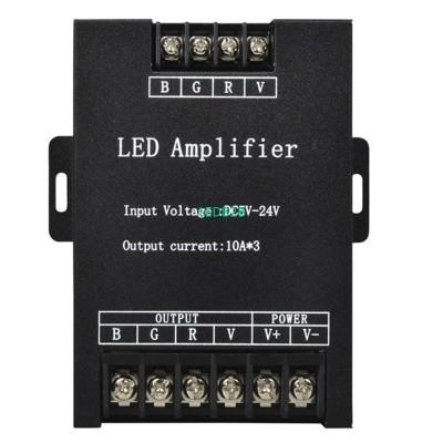 DC5-24V 30A Led RGB Amplifier for