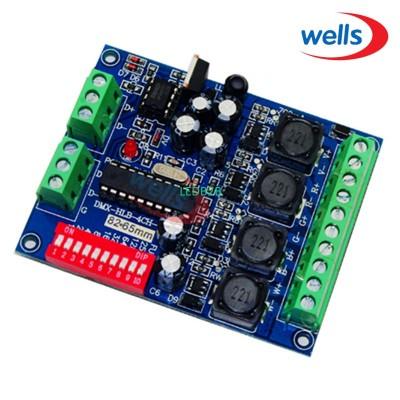 DMX 4CH RGBW  Controller Constant