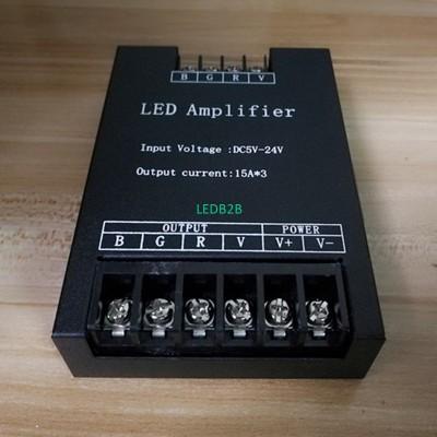 New 15A X 3CH 45A Led RGB Amplifi