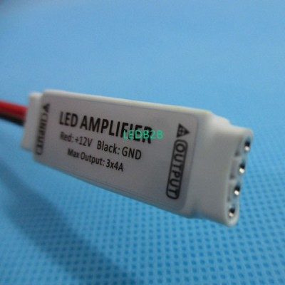 12V 3x4A 144W Ultra Slim Mini Por