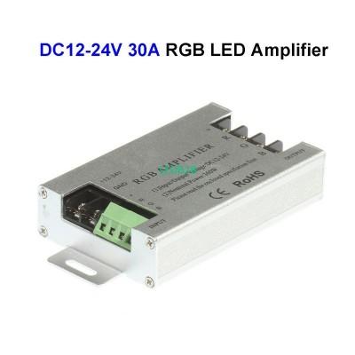 12V /24V 30A RGB LED Signal Ampli