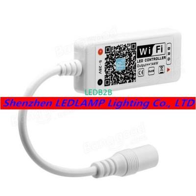 DC5V-DC28V MINI LED WIFI RGB cont
