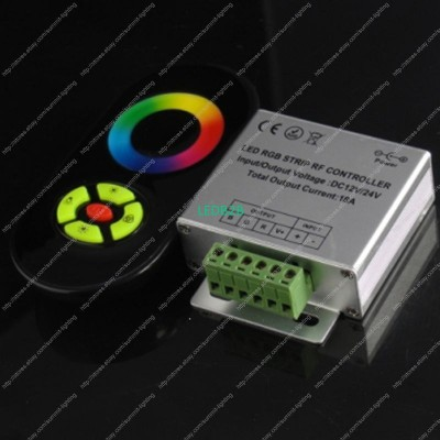 DC12V-24V 18A RGB LED Controller