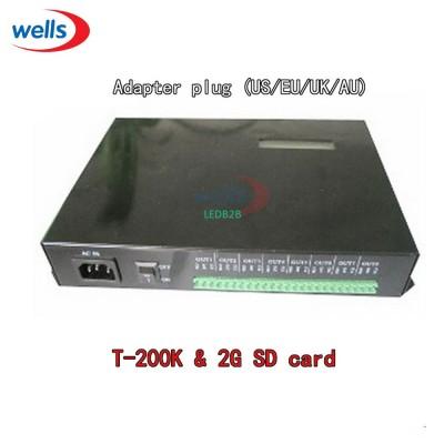T-200K online Led Pixel DMX Contr